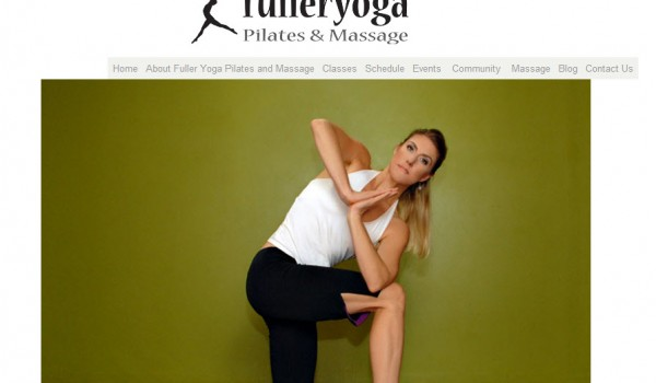 Fuller Yoga Center