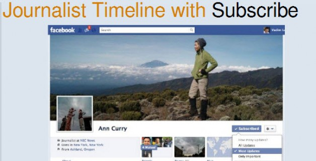 Facebook for Writers and Journalists